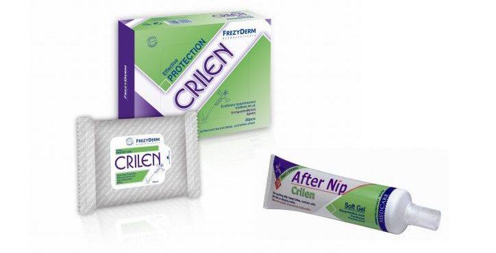 Crilen προϊόντα -30% ΟΛΟ ΤΟ ΚΑΛΟΚΑΙΡΙ!